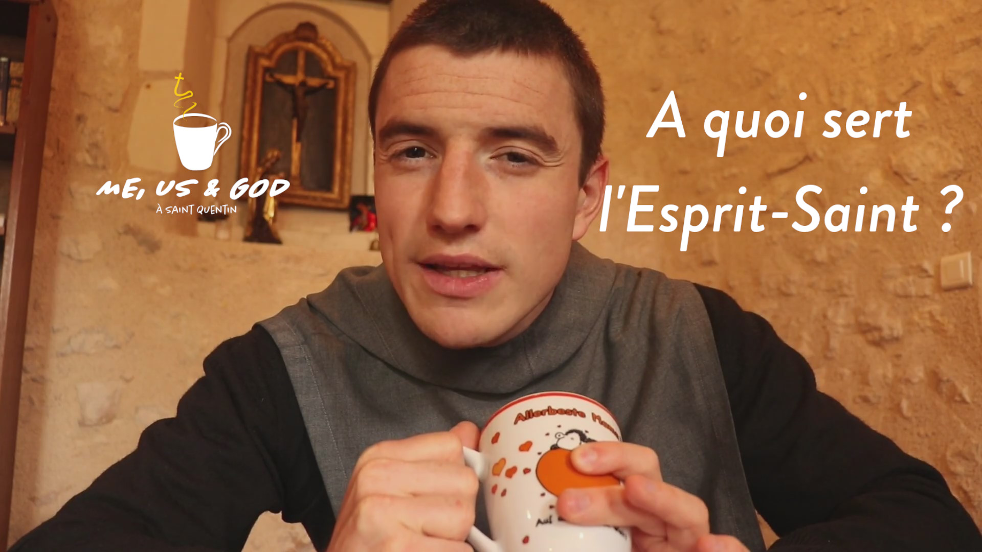 Mug 5 A quoi sert l'Esprit Saint ?