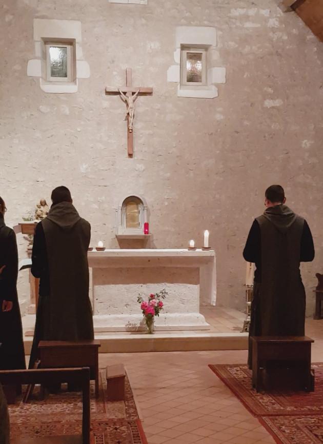 Prière des Frères